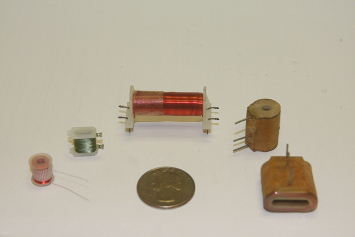 Printed Circuit Board Components: Industrial Coils, LLC