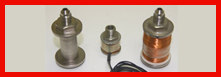 Tapped wrapped / electric coils